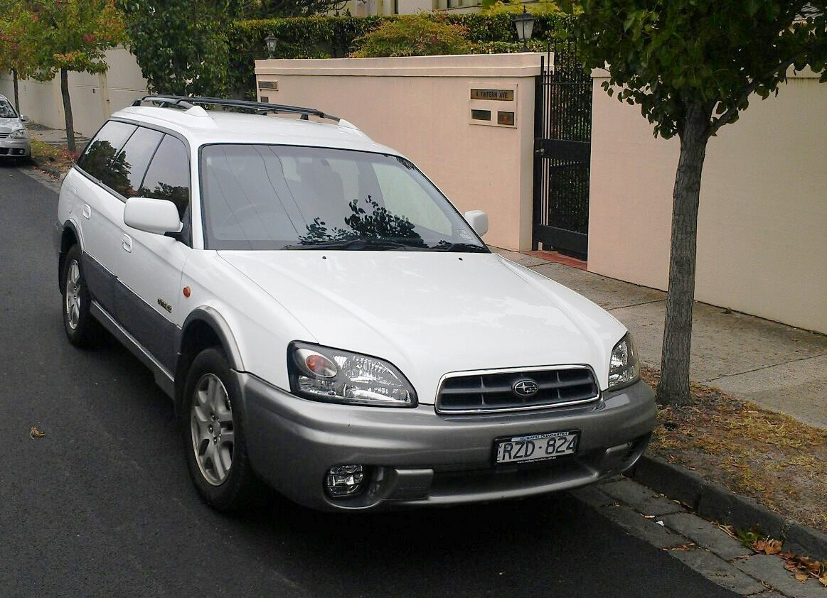Picture of Andrew's 2003 Subaru Outback