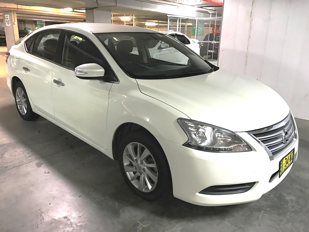 Picture of Manny's 2013 Nissan Pulsar