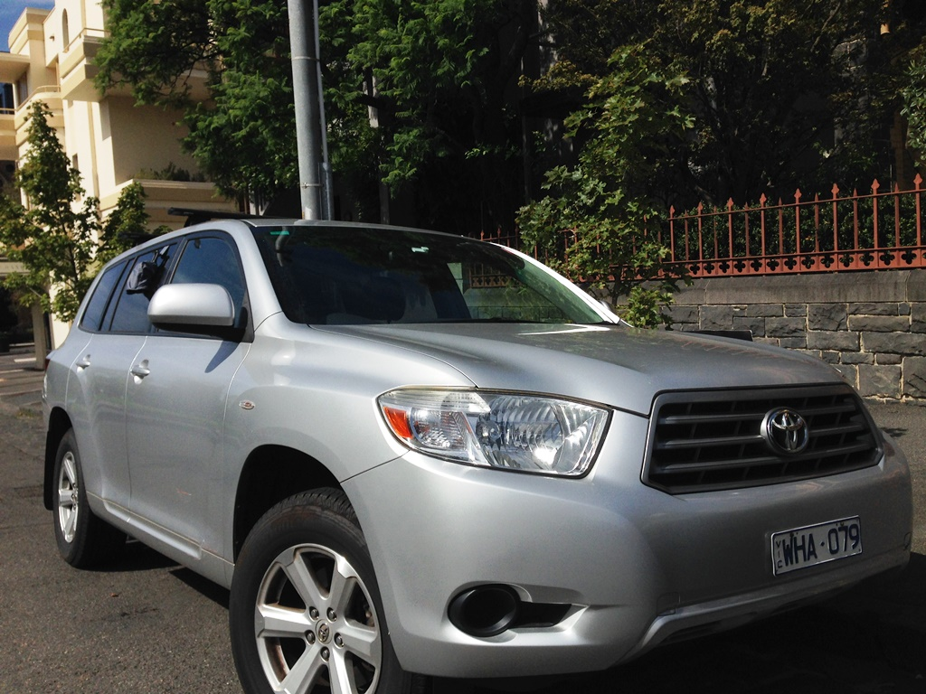 Picture of Scott's 2008 Toyota Kluger
