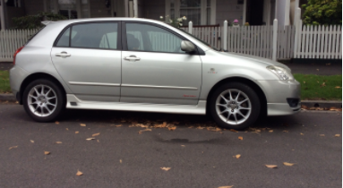 Picture of Diane's 2005 Toyota Corolla