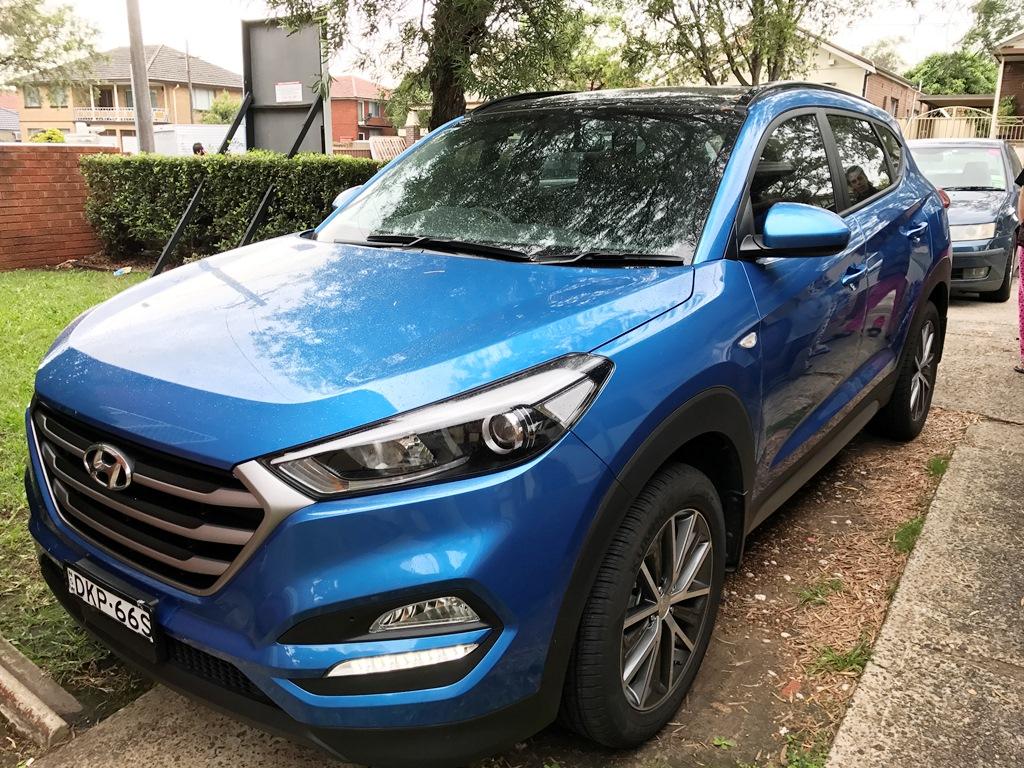 Picture of Sabbir's 2016 Hyundai Tucson