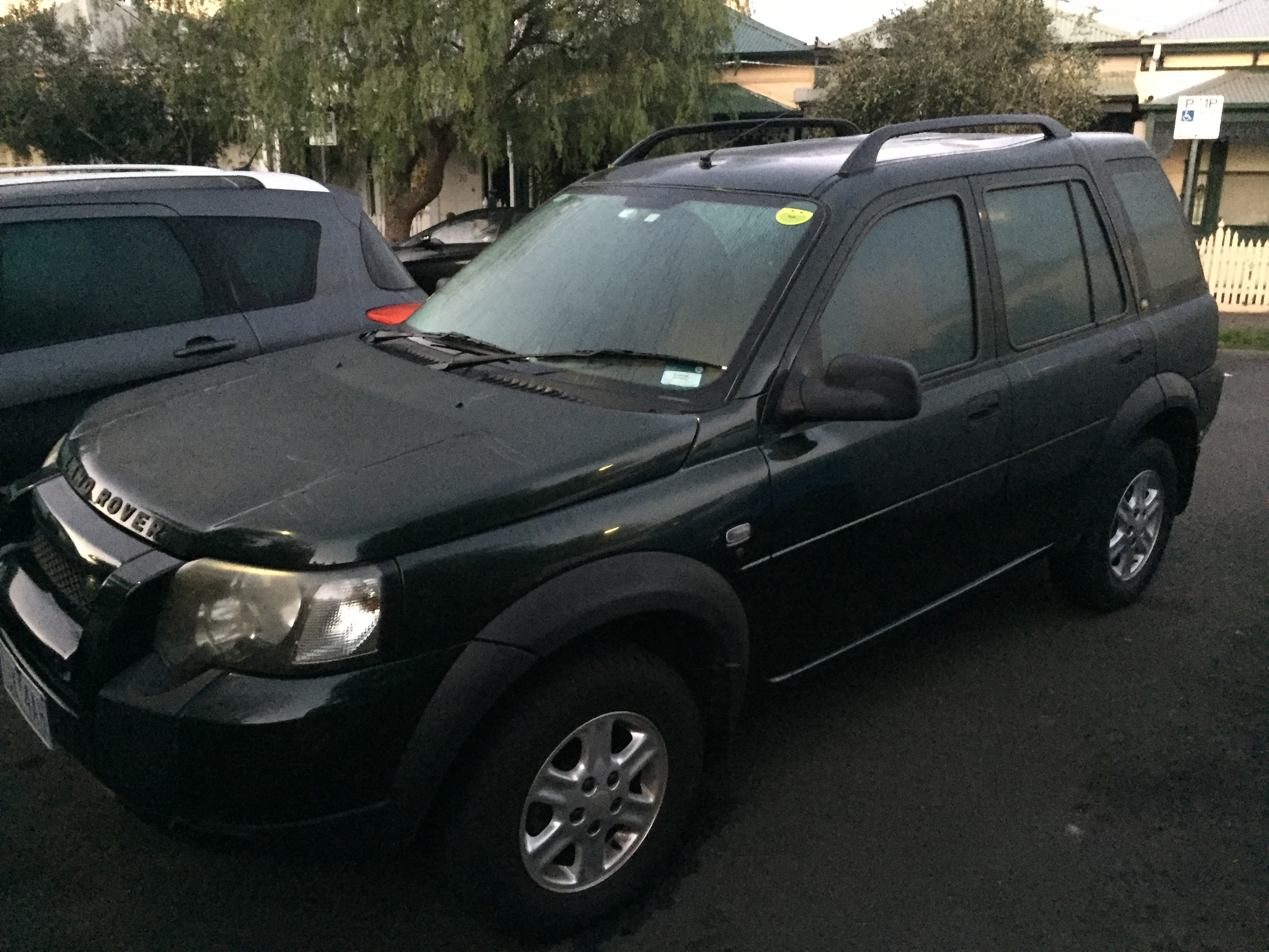 Picture of Greg's 2004 Land Rover Freelander