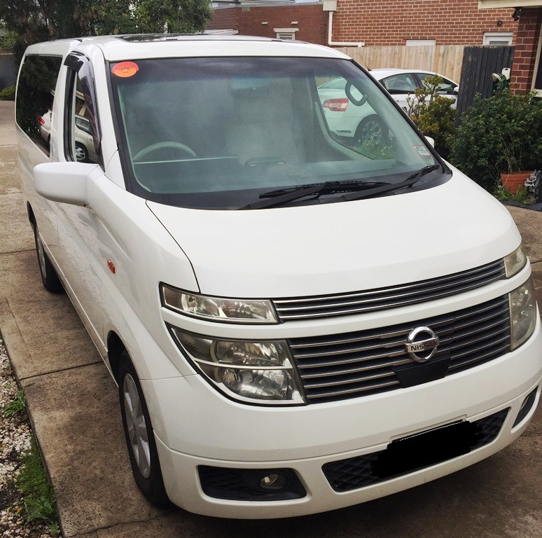 Picture of Nadika's 2003 Nissan Elgrand