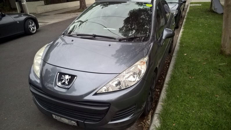 Picture of Rajat 's 2009 Peugeot 207