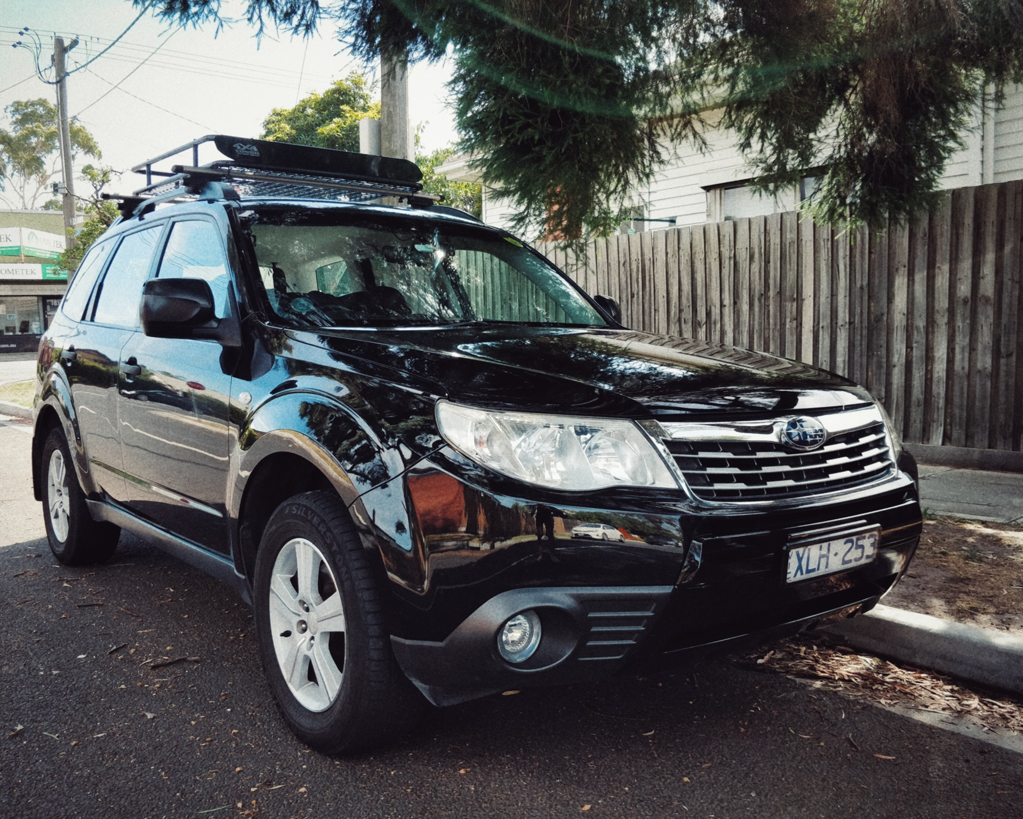Picture of William's 2010 Subaru Forester