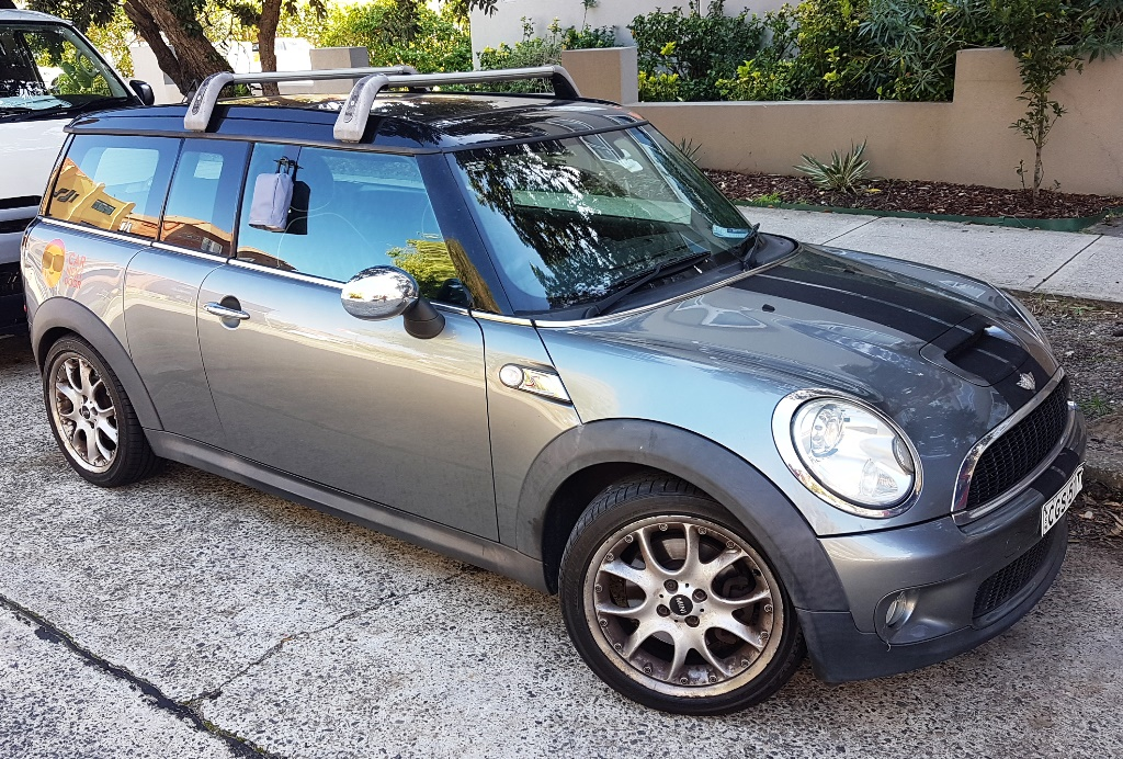 Picture of Andy's 2008 Mini Cooper Clubman