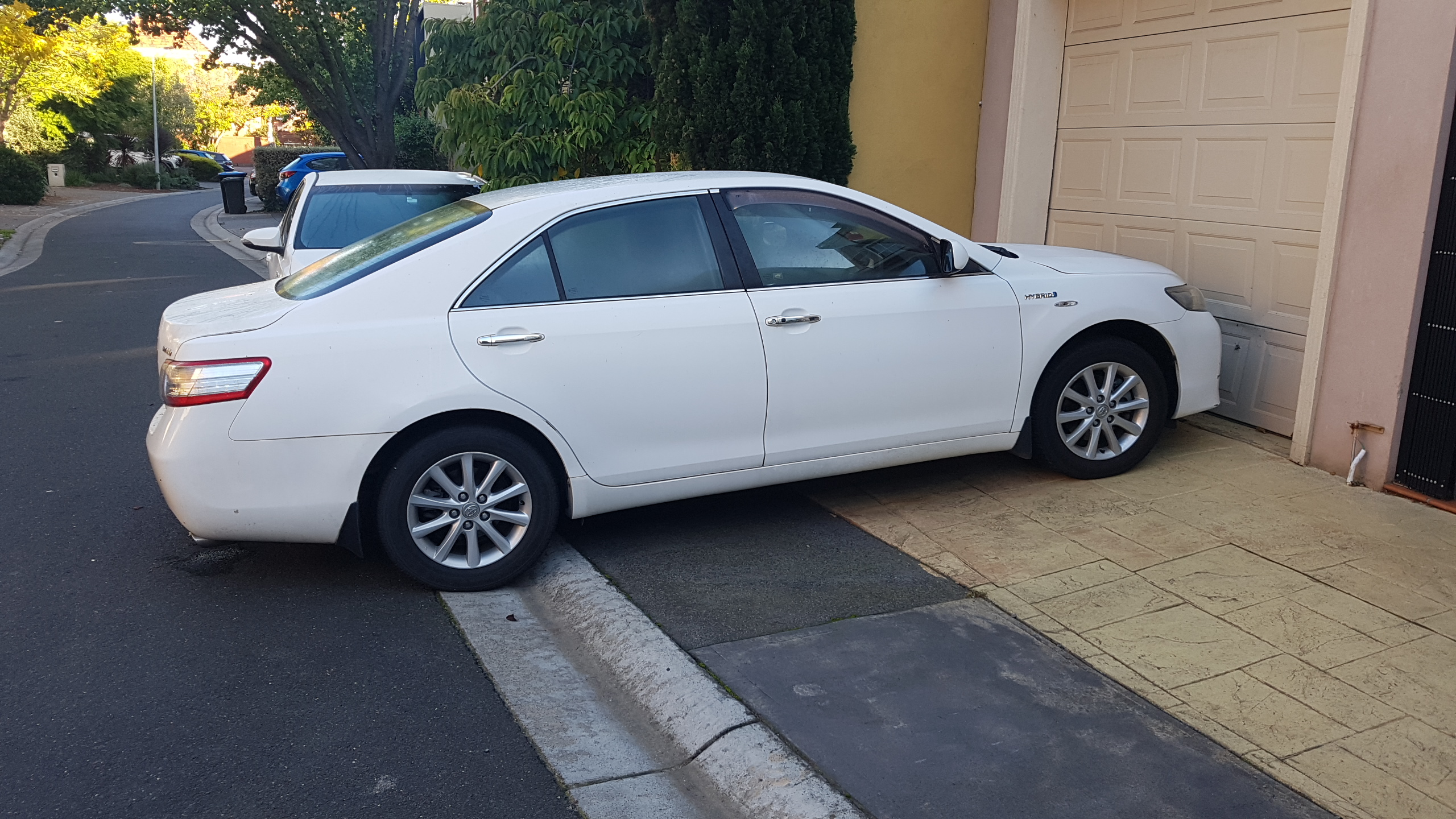 Picture of David's 2010 Toyota Camry Hybrid