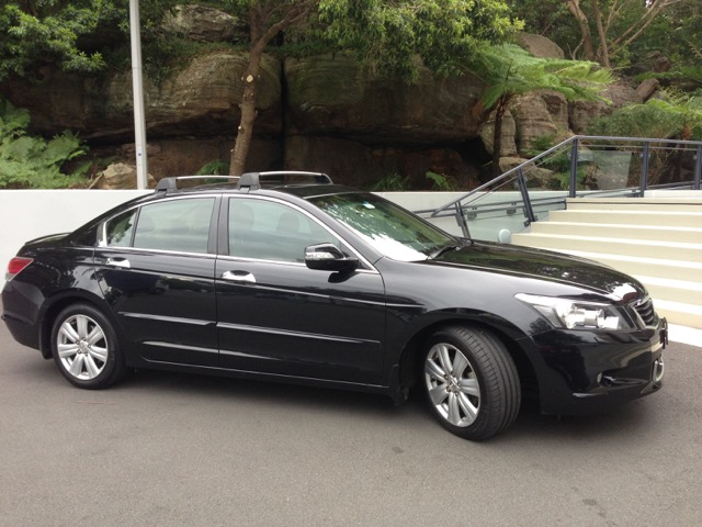 Picture of Janaki's 2008 Honda Accord Luxury