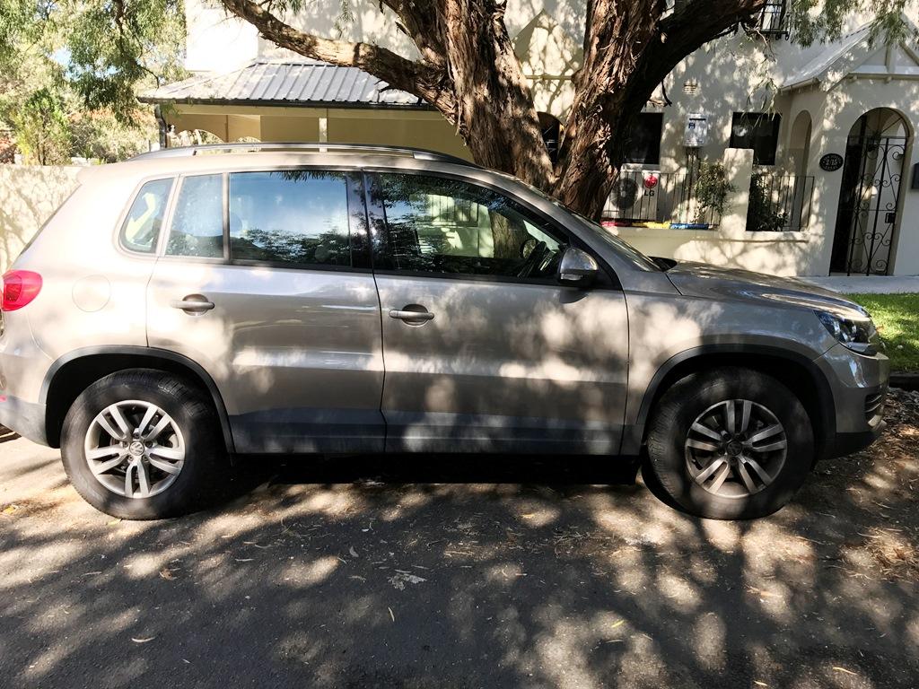 Picture of Hamish's 2016 Volkswagen Tiguan