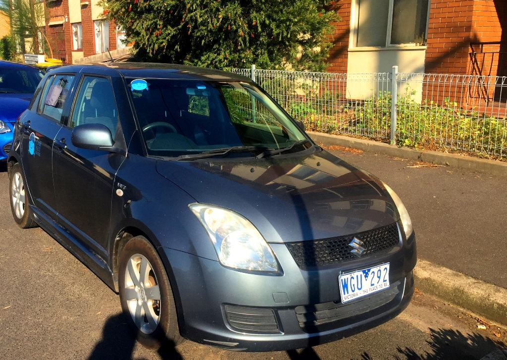Picture of Jodie's 2008 Suzuki Swift