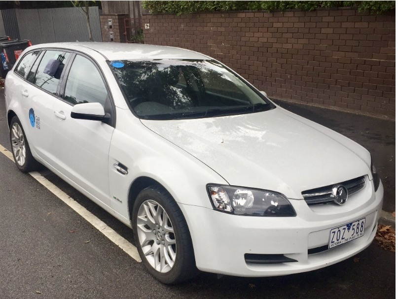 Picture of Eric's 2010 Holden Commodore Sport Wagon