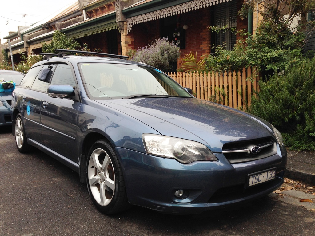 Rent James 2006 Subaru Liberty By The Hour Or Day In