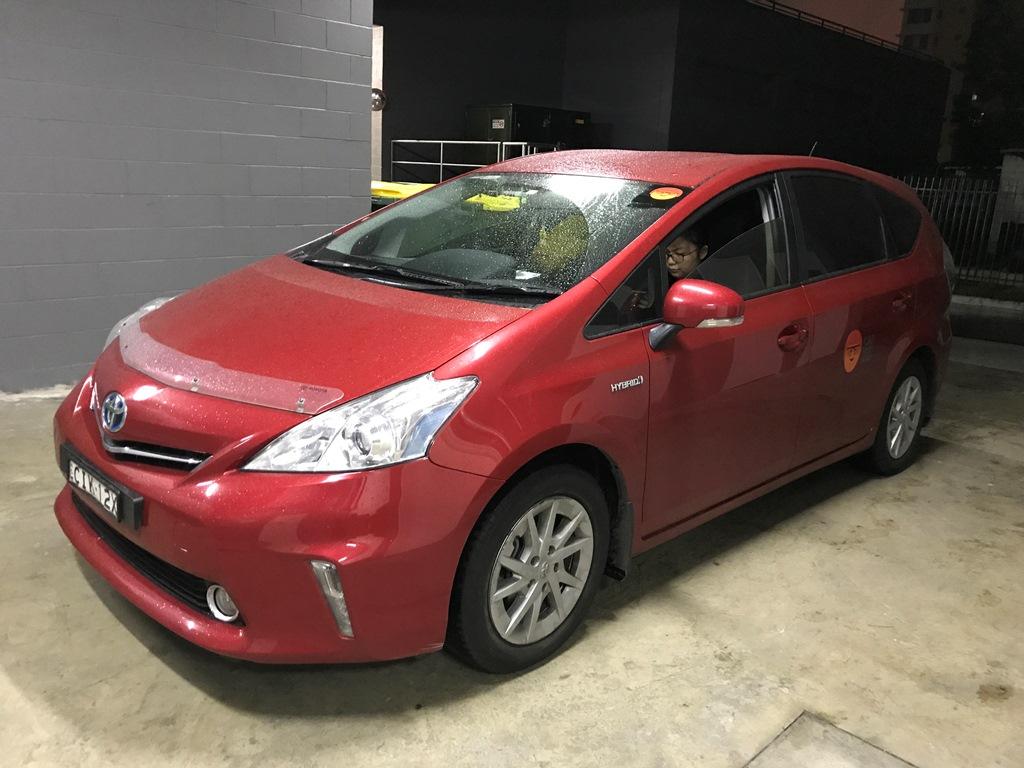 Picture of Bella's 2012 Toyota Prius