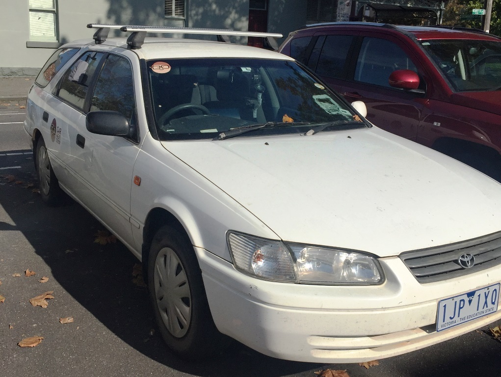Picture of Derwent's 2002 Toyota Camry