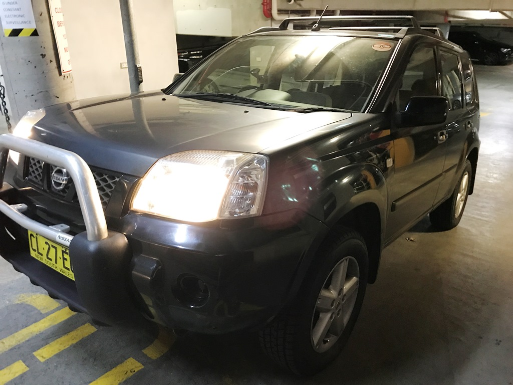 Picture of Hitanshu's 2007 Nissan X Trail