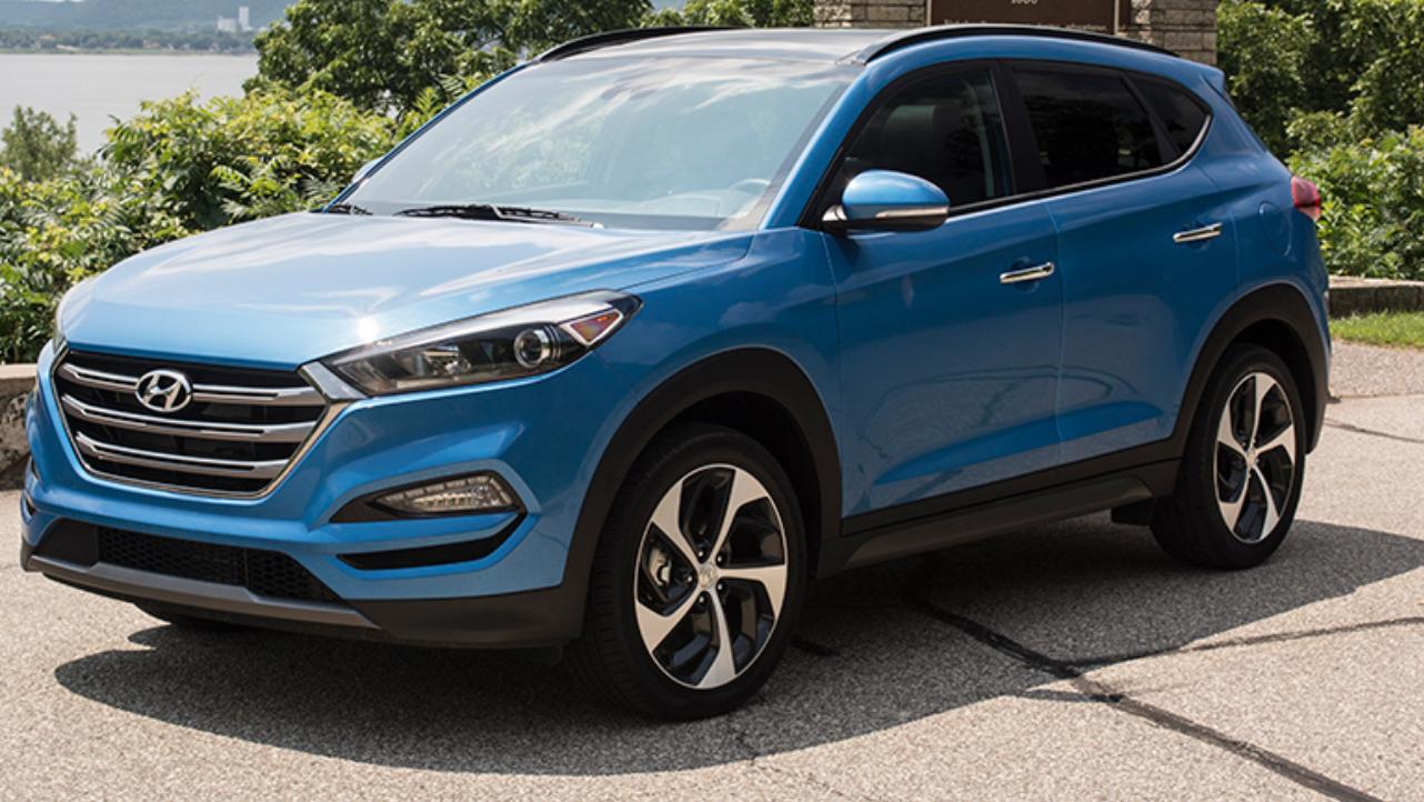 Picture of Ryan's 2016 Hyundai Tucson
