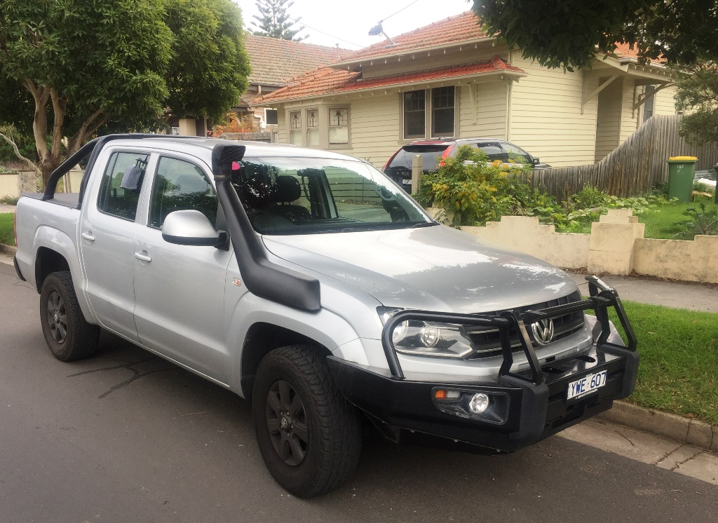 Picture of Matthew's 2012 Volkswagen Amarok