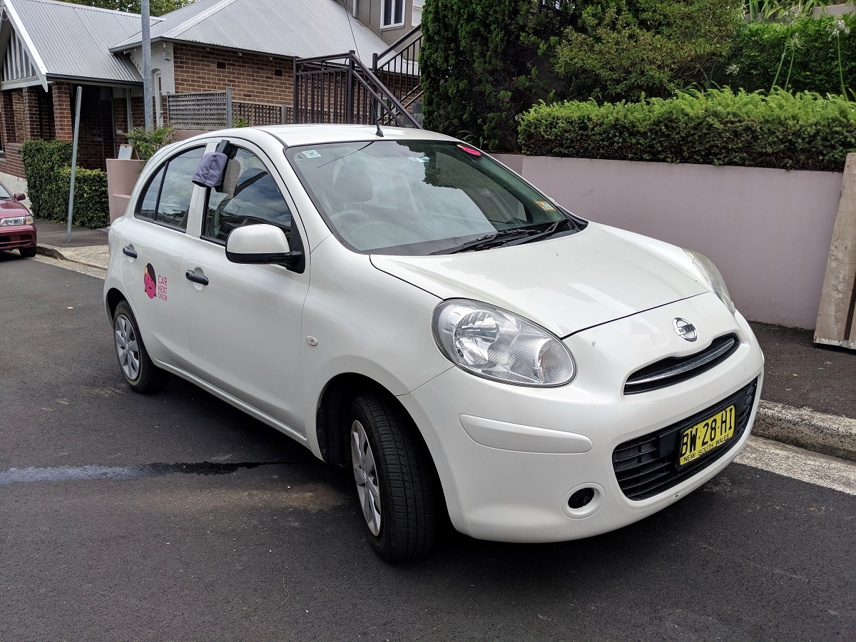 Picture of Natalie's 2013 Nissan Micra