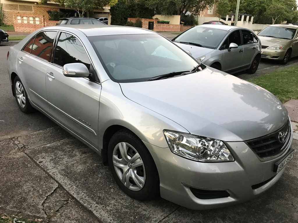 Picture of Vinh's 2008 Toyota Camry