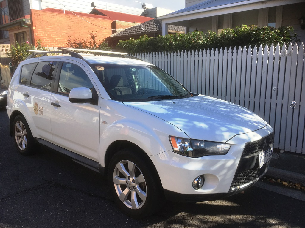 Picture of Raffaele's 2010 Mitsubishi Outlander