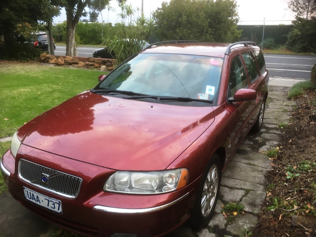 Picture of Jane's 2006 Volvo V70
