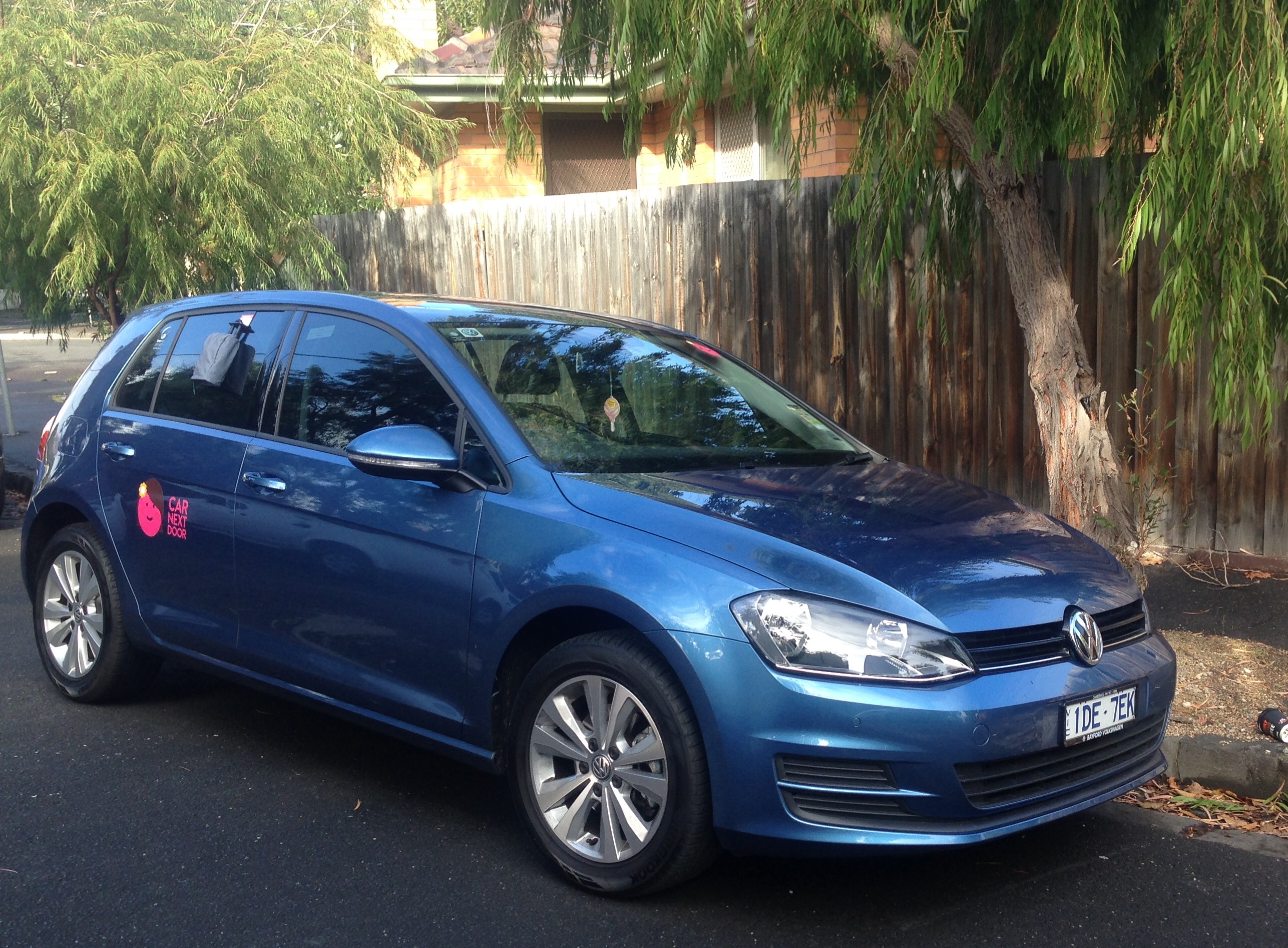 Picture of Mary's 2015 Volkswagen Golf