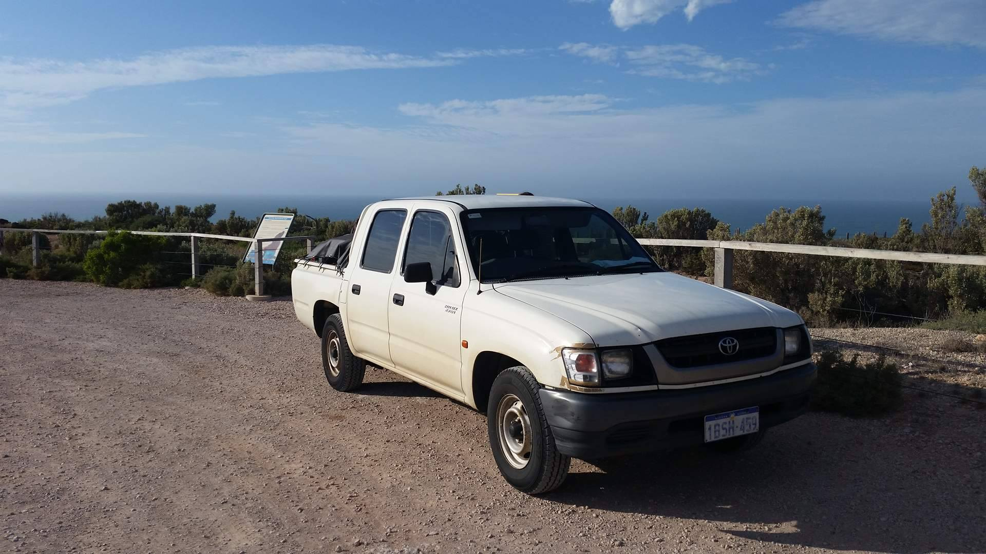 Picture of Stephanie's 2004 Toyota Hilux