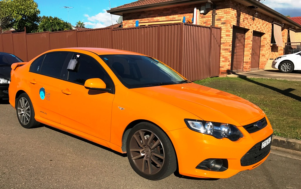 Picture of Navid's 2013 Ford Falcon XR6