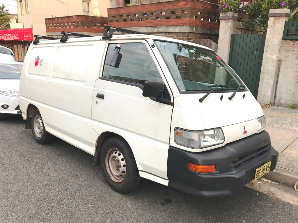Picture of Rowan's 2010 Mitsubishi Express