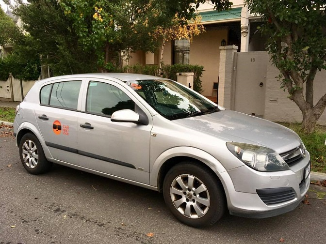 Picture of Merrin's 2006 Holden Astra