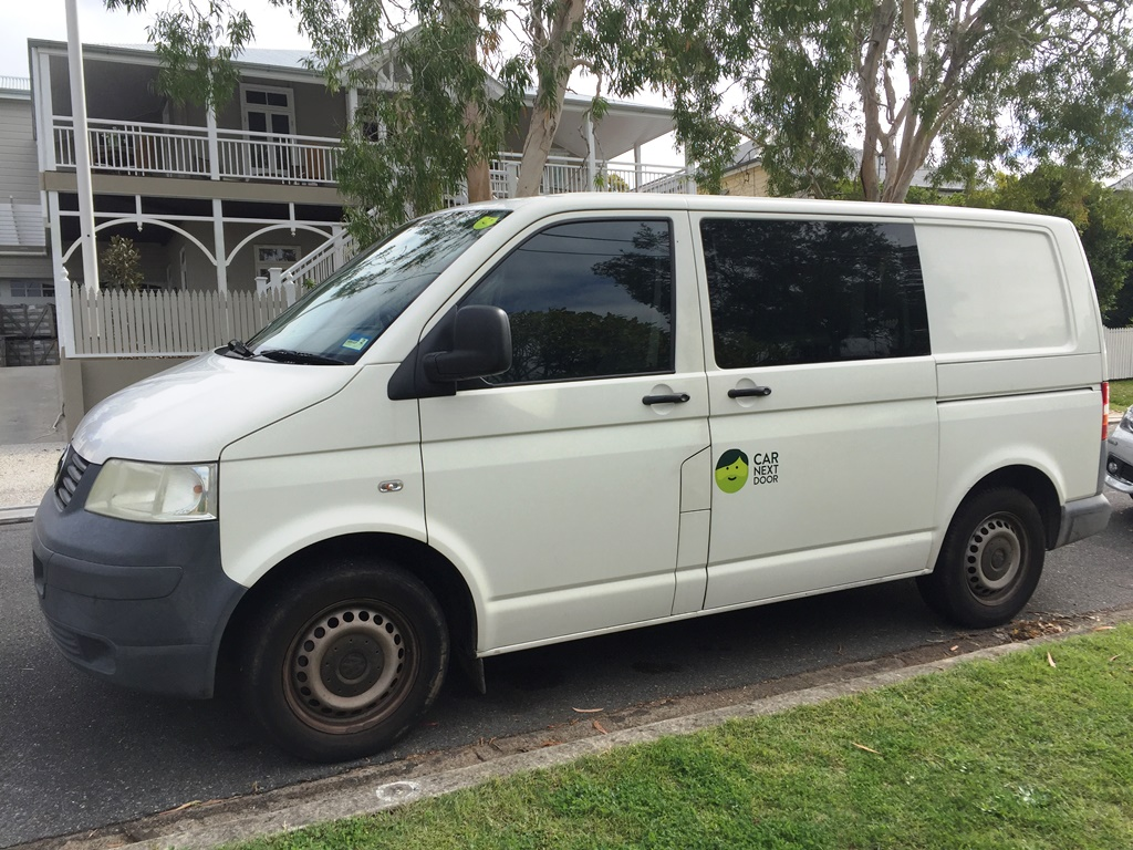 Picture of James' 2008 Volkswagen Transporter