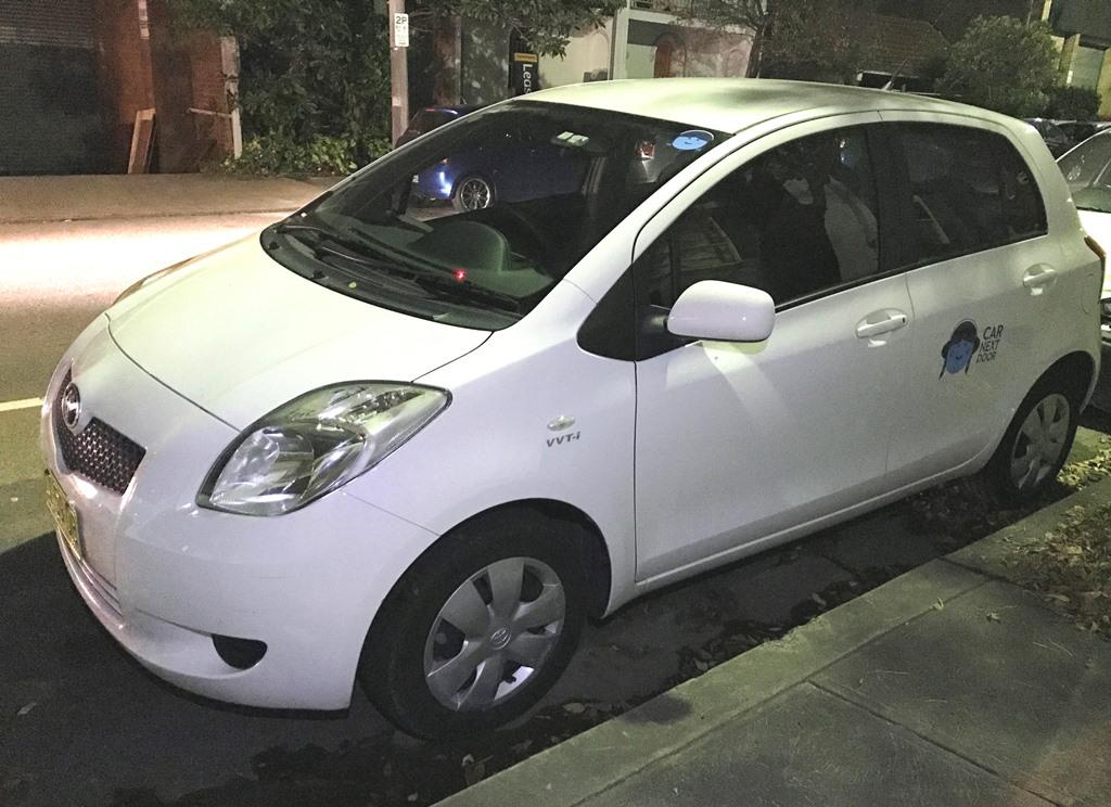 Picture of Amanda's 2009 Toyota Yaris