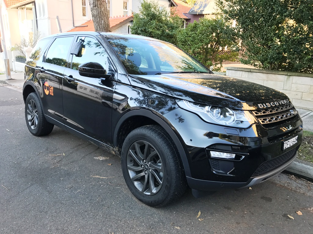 Picture of Sarah's 2015 Land Rover Discovery