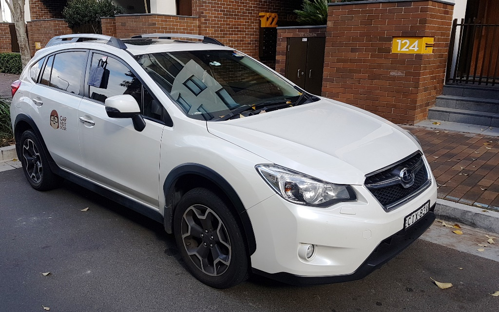Picture of Christelle's 2012 Subaru XV