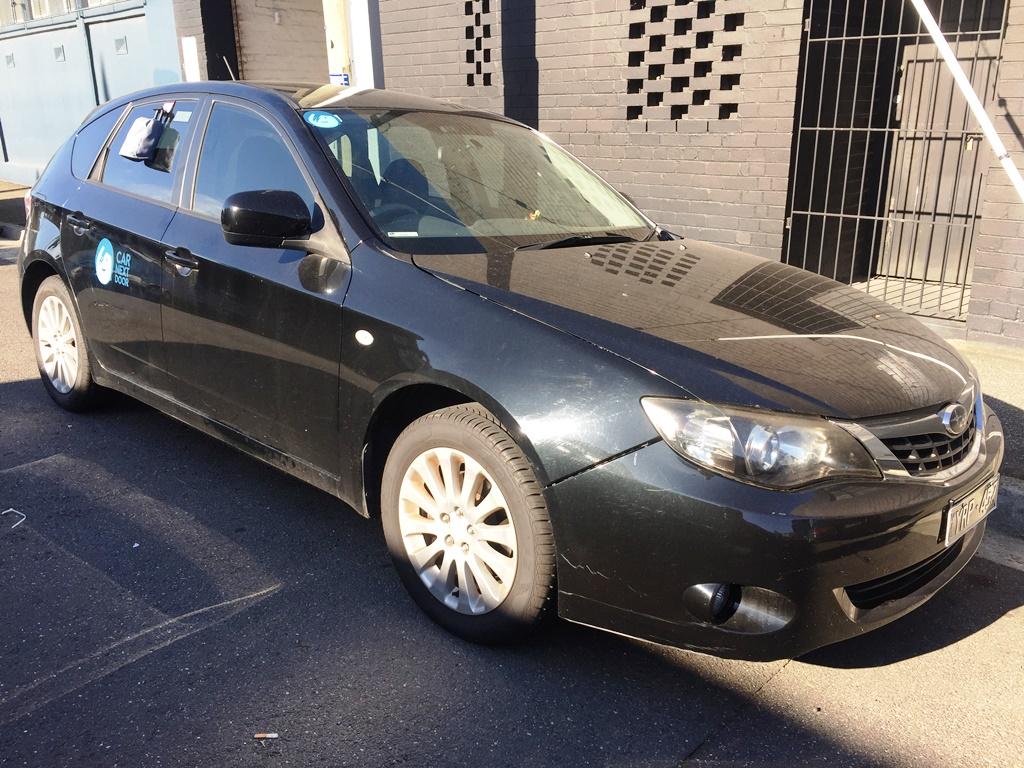 Picture of Sophia's 2008 Subaru Impreza