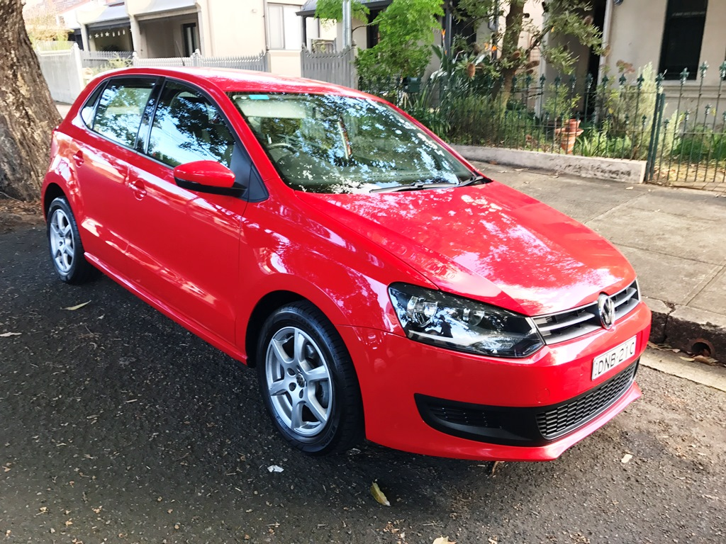 Picture of Angus' 2010 Volkswagen Polo