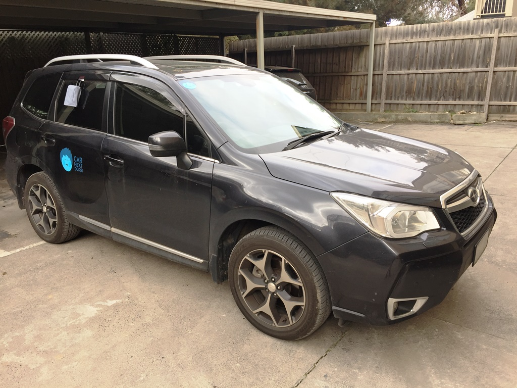 Picture of Troy's 2015 Subaru Forester