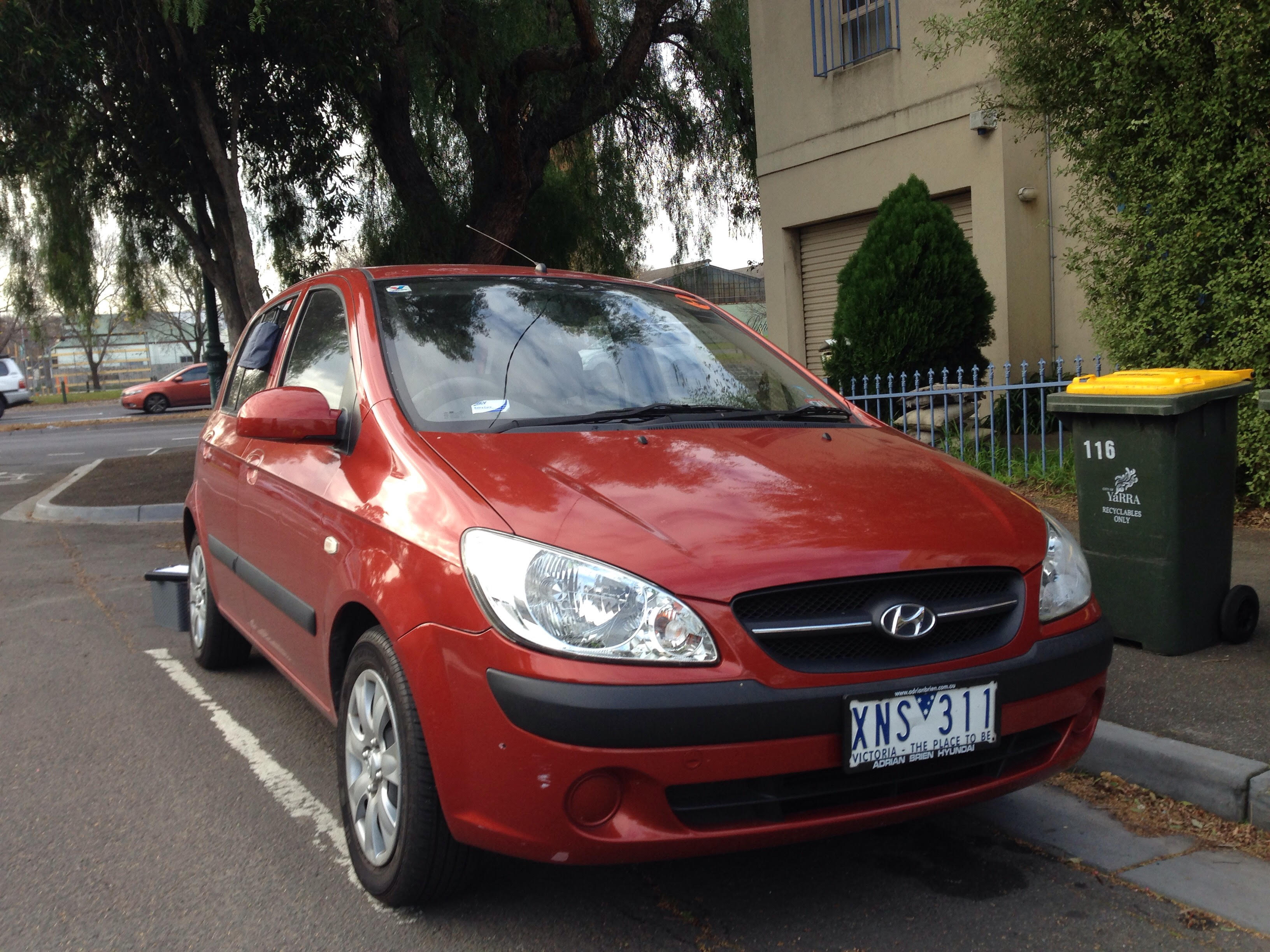 Picture of Jemma's 2008 Hyundai getz