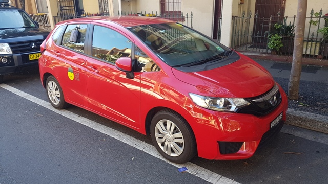Picture of Lucy's 2015 Honda Jazz