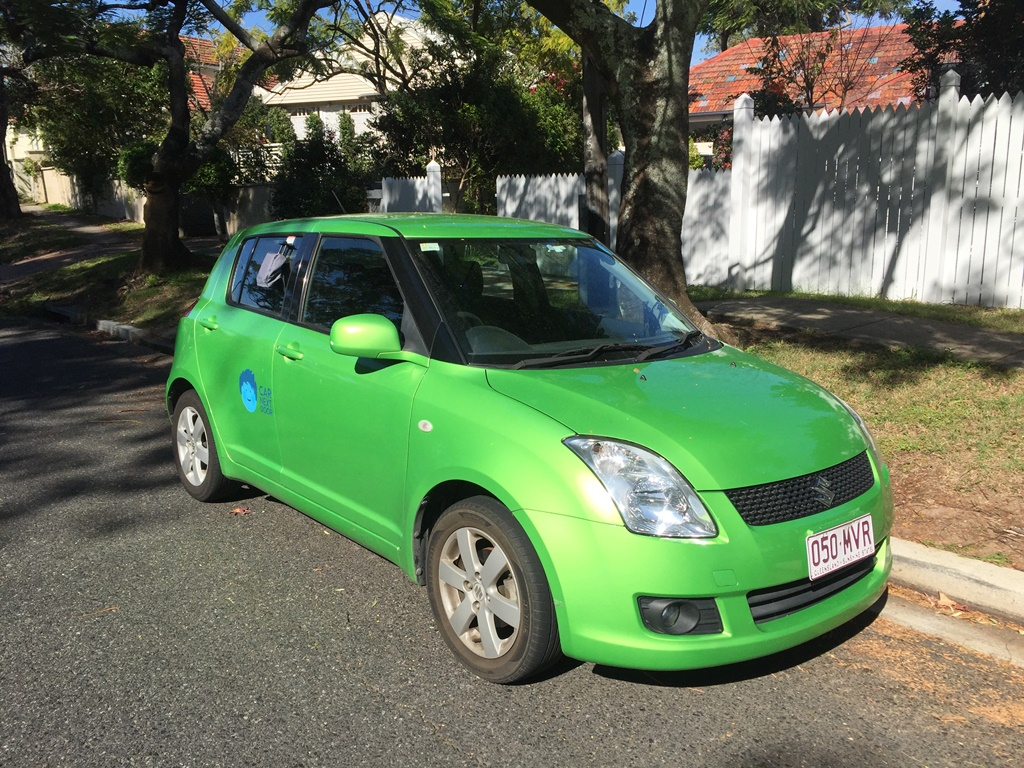 Picture of Dana's 2009 Suzuki Swift