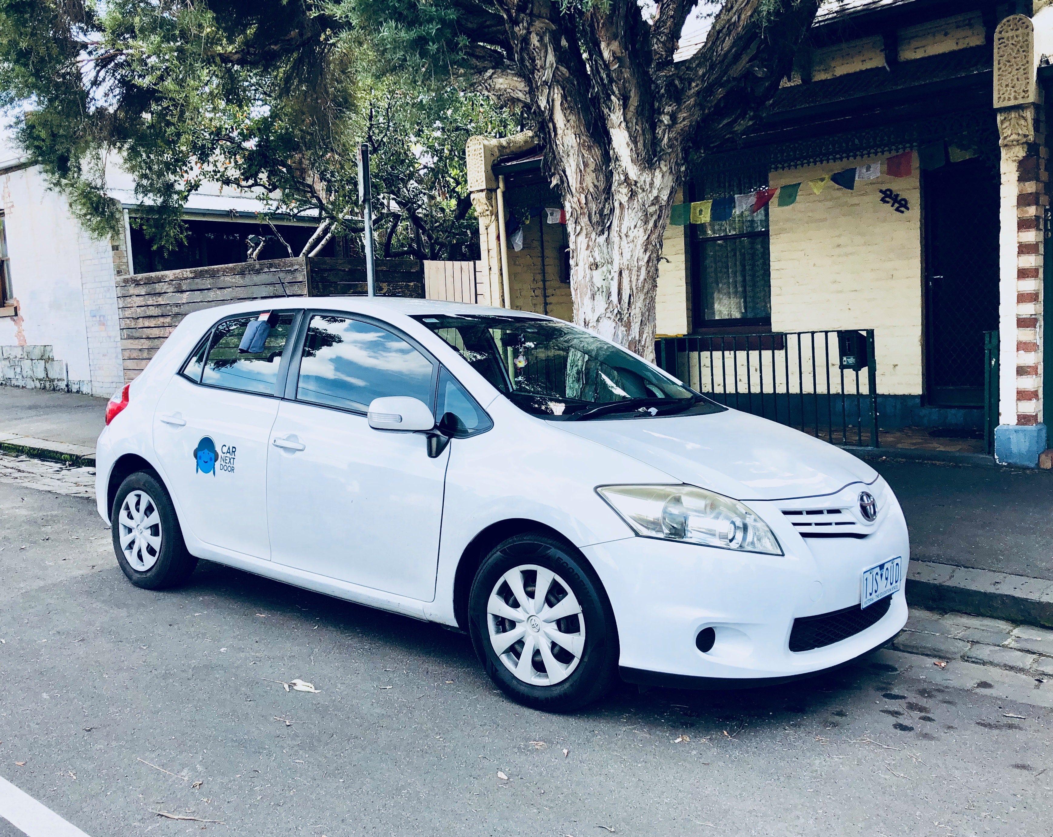 Picture of Josie's 2010 Toyota Corolla (Ascent)