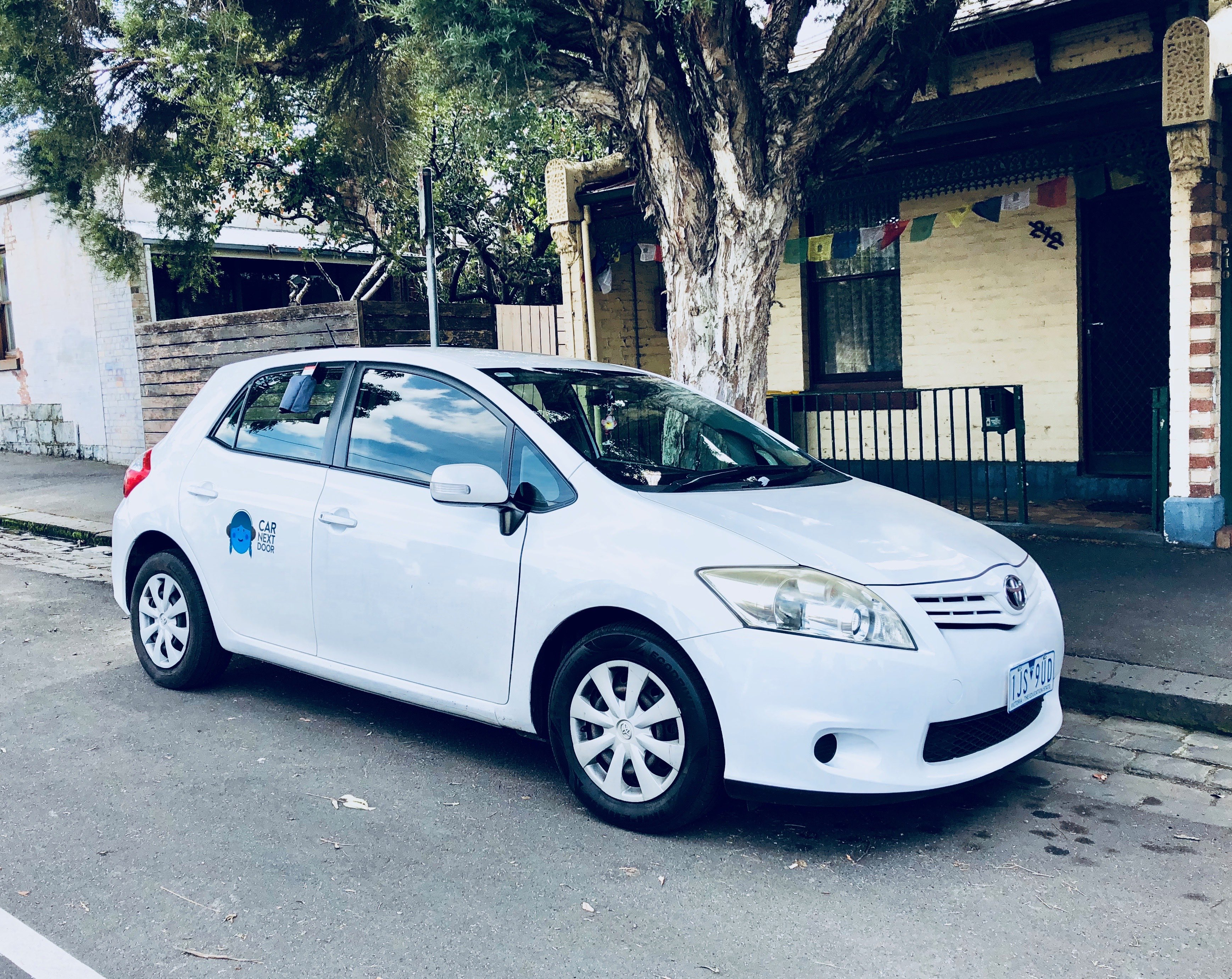 Picture of Josie's 2010 Toyota Corolla (Ascent)