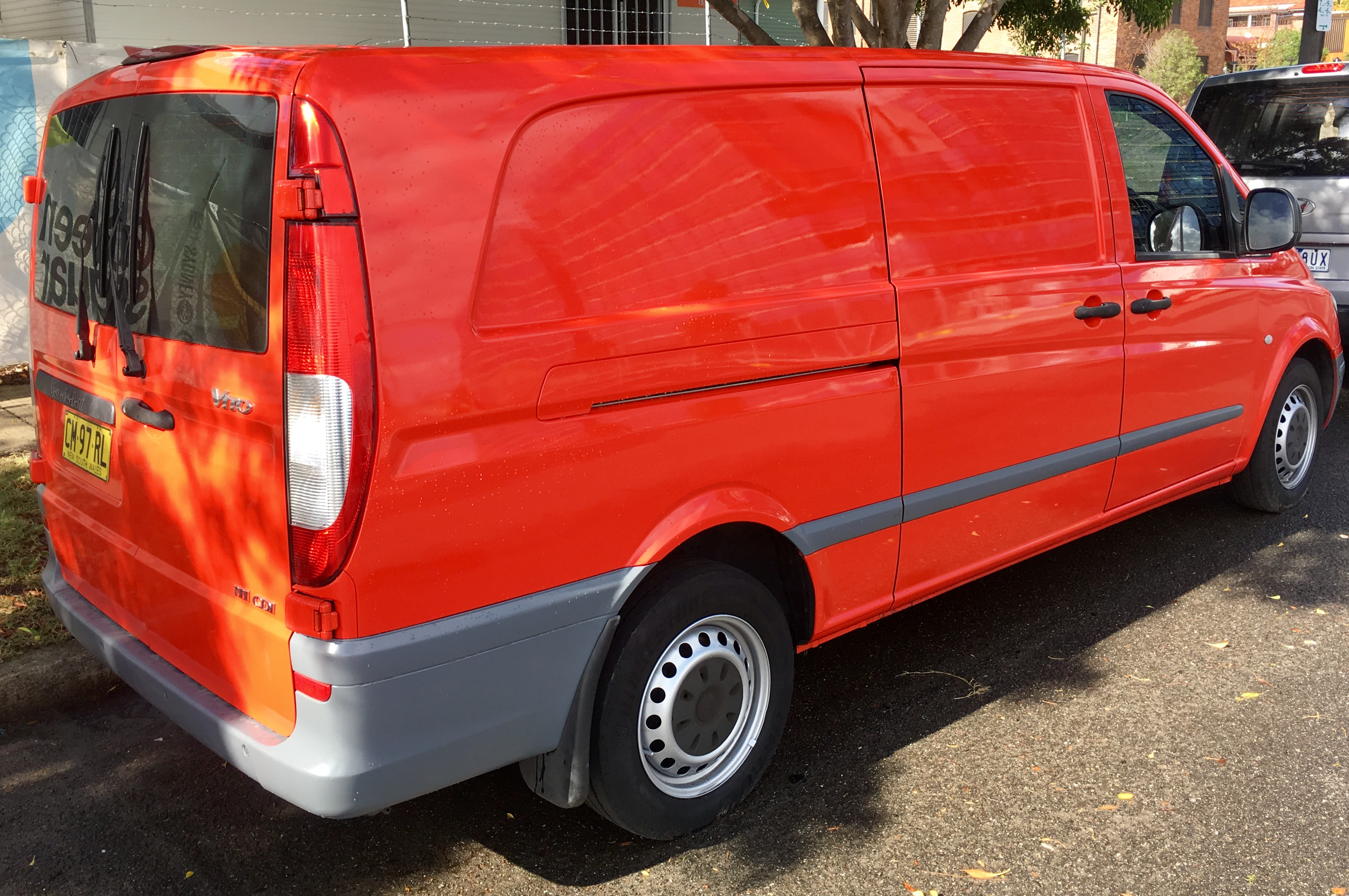 Picture of Charles' 2009 Mercedes-Benz Vito