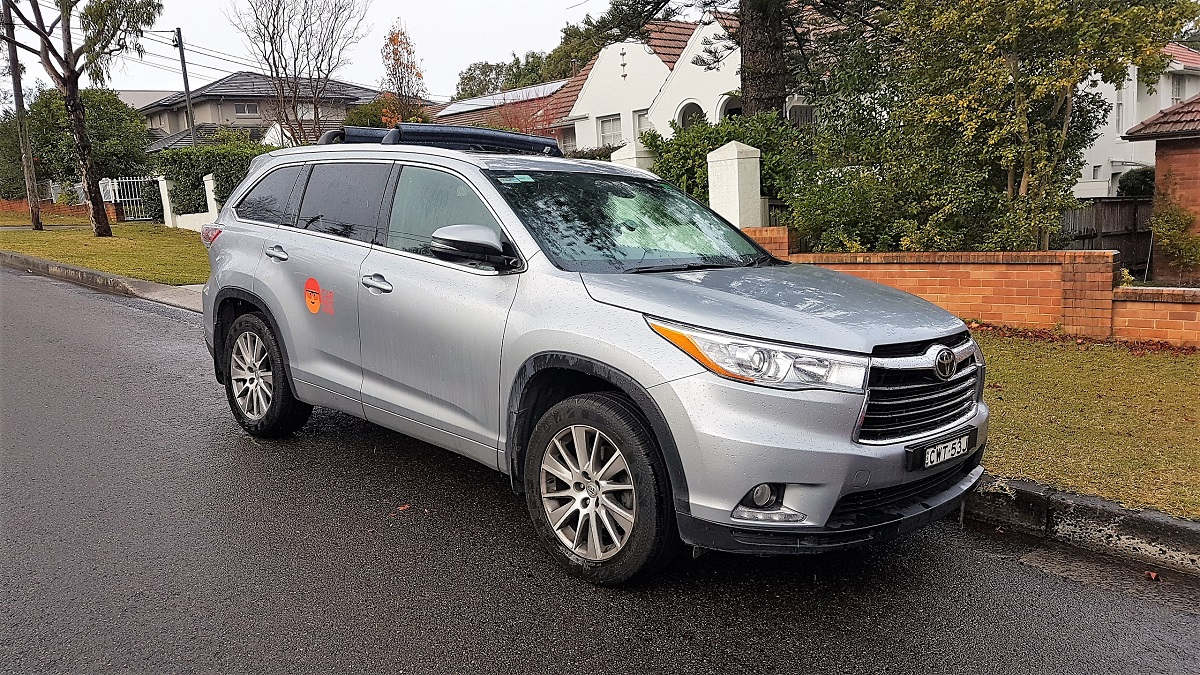 Picture of Andrew's 2014 Toyota Kluger