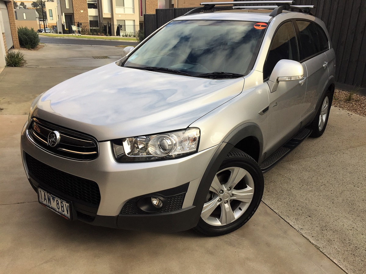 Picture of Charlotte's 2012 Holden Captiva