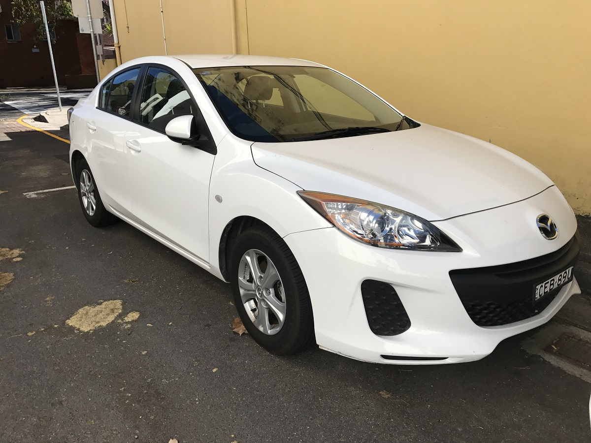 Picture of Nick's 2012 Mazda 3