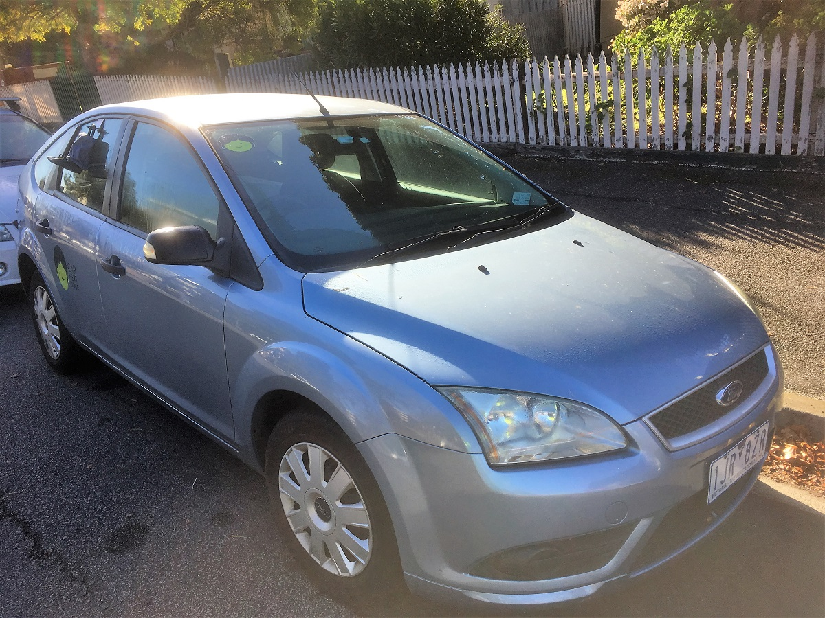 Picture of Caterina's 2008 Ford Focus