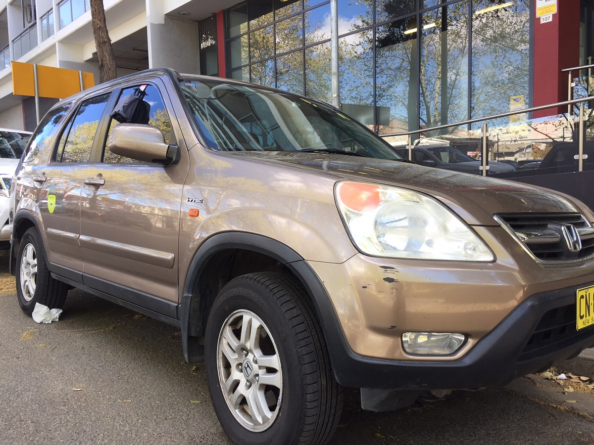 Picture of Nathan's 2004 Honda CRV