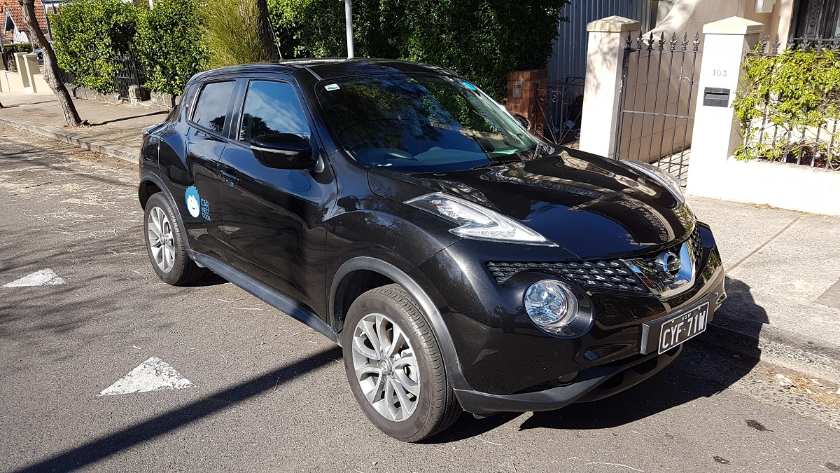 Cheap car hire in nsw hourly and daily rental picture of catherines 2015 nissan juke solutioingenieria Images