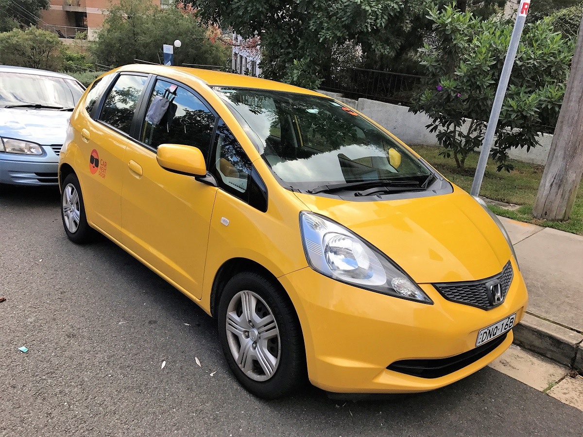 Picture of Louise's 2009 Honda Jazz